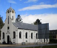 Zeist NL prot.kerk (Arthur-A) Tags: church netherlands nederland kirche kerk eglise protestant zeist