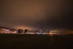Vlissingen Boulevard by Night (frankwinkler1969) Tags: holland skyline nacht sony zeeland fe nordsee vlissingen niederlande 163540