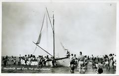 1066 - PC Noordwijk ZH (Steenvoorde Leen - 2.1 ml views) Tags: history strand boulevard postcards noordwijk kust ansichtkaart noordwijkaanzee badplaats oldcards oudnoordwijk