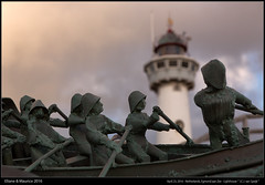 2016-04-23-EgmondAanZee-002 (DreamScapes - Maurice & Eliane) Tags: lighthouse holland netherlands zee van aan egmond speijk dreamscapesmaurice elimau