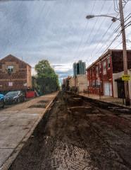 Ludlow Street (veyoung52) Tags: street old philadelphia landscape westphiladelphia ludlowstreet