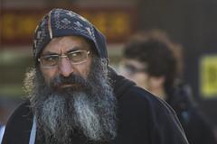Man in Old Jerusalem 4 (babasteve) Tags: portrait man closeup beard israel jerusalem babasteve oldjerusalem steveevans