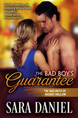 The Bad Boy's Guarantee (CoverReveals) Tags: secondchance contemporary romance smalltown badboy