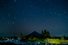 Mayon under the stars (aurivera.photography) Tags: fuji fujifilm mayon bicol fujinon albay fujixpro1 fujifilmxpro1