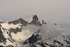 Petrechema (Fermin Pagola) Tags: huesca nieve nubes pirineos petrechema niebal