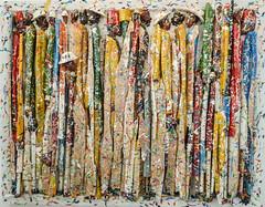 Vestiges, 2016 (CORMA) Tags: brussels art europe belgique bruxelles exhibition exposition artcontemporain 2016 tourtaxis pascalemarthinetayou