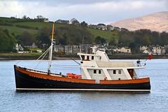 Splendour (Zak355) Tags: cruise holiday scotland riverclyde boat ship tour scottish splendour bute rothesay isleofbute formerfishingboat argyllcruising