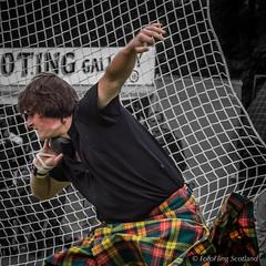 Shot Putter (FotoFling Scotland) Tags: scotland kilt shot traditional scottish event clan highlandgames strathyre lochearnhead balquidder puttheshot lochearnheadhighlandgames