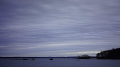Pastel Dream Sky (MartMart1413) Tags: clouds sky outdoor blue stripes landscape stream streams patterns bleu   listras blau  fluxosde azul   paesaggio  wolken strme  cielo patronesde  blu rayas himmel  nuvole flussidi nubes nuvens coursdeau imfreien paisaje landschaft    nuages  alairelibre     streifen allaperto    enpleinair paisagem modelli corriente
