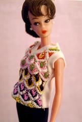 Vintage Peggy Ann Doll (RomitaGirl67) Tags: clone fashiondoll peggyann 60sdoll 60sfashion barbieclone peggyanndoll barbiecloneclothes