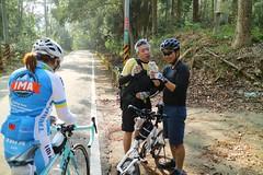 119  (nk@flickr) Tags: cycling friend taiwan betty bobby  miaoli    sanyi cheven canonefm22mmf2stm 20160109