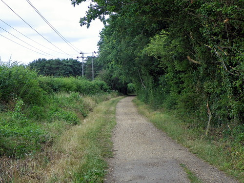GOC Redbourn 151: Nickey Line, near Harpenden