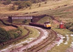 47354 (ee20213) Tags: torside 473 disusedrailways class47 woodheadroute crowden 47354 d1835 abandonedrailways longdendalevalley