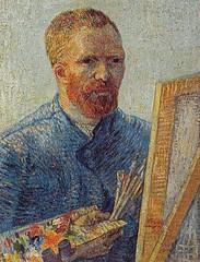 zelfportret Vincent van Gogh 1887-1888 (JANKUIT) Tags: selfportrait schilder museum vincent edvard gogh munch zelfportret vangogh vangoghmuseum verbinding gelijkheid