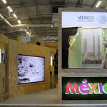 Stand du Mexique - COP21