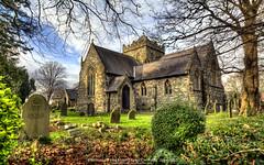 Church of the Holy Trinity with St. Edmund (AreKev) Tags: uk england church bristol nikon sigma 1020mm hdr holytrinity horfield stedmund photomatixpro 1020mmf456exdchsm d7100 churchoftheholytrinitywithstedmund wellingtonhill nikond7100