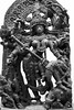 Mahishasur Mardini (thirdeye_42) Tags: sculpture india art history women goddess durga namaste artefacts victoriaalbert ancientindia divinemother cholaperiod mahishasurmardini