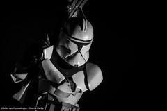 """I think he's dead..."" (Mike van Houwelingen - DiverseMediaNL) Tags: white trooper black dutch star starwars stormtrooper 501st wars clone garrison 501 clonetrooper dutchgarrison"