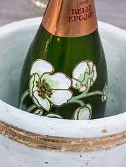 7/365 - Good Times  - 365 Project 2 - 2016 (Helen) (dorsetpeach) Tags: england shop vintage painting gold bottle decoration retro dorset 365 dorchester 2016 365project aphotoadayforayear second365project belloepoque