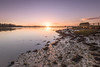 Sunrise at Kyson Point (Nick_Rowland) Tags: sky beach water sunrise dawn suffolk martlesham woodbridge riverdeben