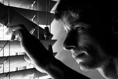 Light Games 2 (ausmarc88) Tags: light portrait people blinds