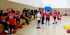 IMG_9696__ (blood.berlin) Tags: berlin fun football coach team quarterback skills american receiver bulldogs tackle tryout dline spandau runningback oline probetraining