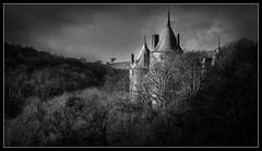 Castell Coch (GT Photo) Tags: clouds woodland dark nikon cardiff stormy welsh castellcoch redcastle tongwynlais cadw d7000 nikond7000 winter2016 february2016