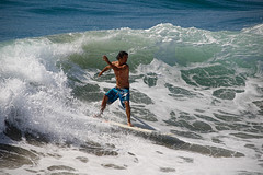 Surfing.-2 by Mike-Hope (Mike-Hope) Tags: beach surf surfing manhattanbeach mikehope michaelhope mikehopemichaelhopehermosaman