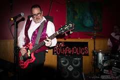 ThePolkaholics-7381 (PolkaSceneZine) Tags: show music chicago musicians bar drums concert bass guitar live stage performance polka punkrock vests polkaholics thepolkaholics polkaholic polkascenezine 3guyswhorock 021316 polkascenezinecom photosbyveragavrilovic independencetap february132016