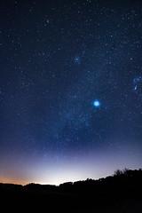 DSC_8751.jpg (Boy of the Forest) Tags: trees sky field fog night stars landscape florida meadow wideangle astro galaxy astrophotography astronomy fl nightsky 15mm milkyway gemeni gemonidsmeteorshower