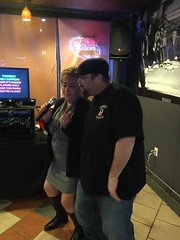 "Wednesday night karaoke at Sunset Downtown Water Street in Henderson Nevada • <a style=""font-size:0.8em;"" href=""http://www.flickr.com/photos/131449174@N04/24449795344/"" target=""_blank"">View on Flickr</a>"