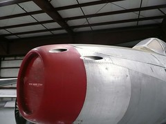 """Republic F-84 Thunderjet 5 • <a style=""""font-size:0.8em;"""" href=""""http://www.flickr.com/photos/81723459@N04/24454047960/"""" target=""""_blank"""">View on Flickr</a>"""