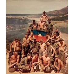 5th Marines at Nui Loc San, Vietnam. 1967 (Peer Into The Past) Tags: history usmc 1967 marines marinecorps semperfi vietnamwar