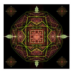 DMT Orb (Dr. C (Looking for a Publisher)) Tags: art geometry orb visionary ayahuasca dmt