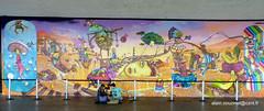 Brsil 2016 SP Graffitis-004 (CZNT Photos) Tags: streetart brasil saopaulo graff brsil artmural alaincouzinet cznt