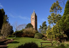 Cabot Tower (Nige H (Thanks for 4.6m views)) Tags: tower bristol landscape cabottower