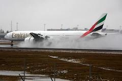Emirates A6-ECS, OSL ENGM Gardermoen (Inger Bjrndal Foss) Tags: norway emirates boeing 777 osl gardermoen engm a6ecs