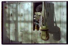 little space (Ciro Xiao) Tags: film canon 50mm diy fujifilm carlzeiss 1v contarex 250d
