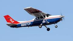 Civil Air Patrol Cessna 182T N687CP (ChrisK48) Tags: airplane aircraft cap civilairpatrol dvt 182 phoenixaz 2011 kdvt cessna182t phoenixdeervalleyairport n687cp