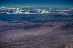 Andes and Altiplano (Piotr_PopUp) Tags: chile latinamerica southamerica landscape flying aerial fromabove andes altiplano windowseat antofagasta lagunamiscanti losflamencos landscapefromplane