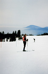 Berchtesgaden, Germany (6)   (scanned 35mm slide)    i00190_s_13akakalg30190 (waitingfortrain) Tags: ski mountains skiing germany1972 bavarianalps1972 berchtesgadengermany1972