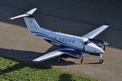 N239KF Beech B250GT King Air (Jersey Airport Photography) Tags: jer jersey beech kingair egjj b250gt n239kf