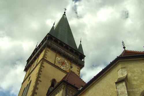 Bardejov 2013 - Sv. Aegidius church