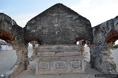 Inside View - Old Church (jeevanan) Tags: ocean road old city blue sunset sea india church way lost nikon indian solo 1855mm 70300mm tamron tamil rameswaram nadu 70300 dhanushkodi d7000
