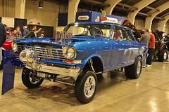 3rd Annual Street Machine & Muscle Car Nationals (USautos98) Tags: chevrolet nova chevy ii hotrod custom streetrod 1965 gasser