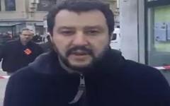 Bruxelles, Salvini: Non ci arrenderemo a chi vuole imporre la paura (Milano24ore) Tags: bruxelles terrore salvini