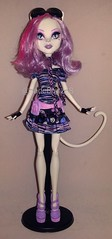 New Doll 05.03.2016 (JadeBratz18) Tags: paris monster de high doll dolls mh carine mew scaris demew