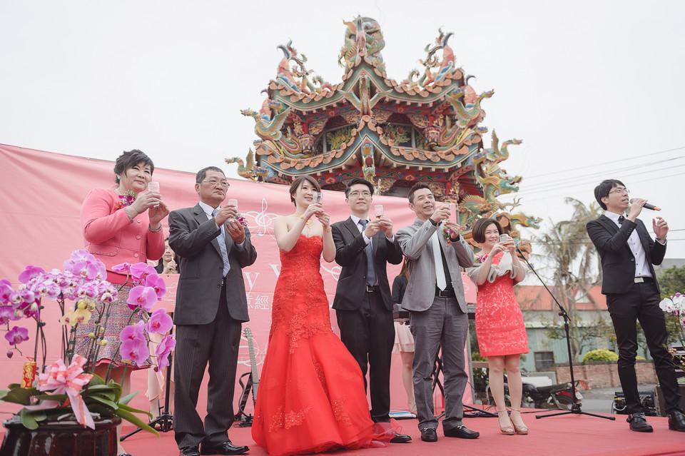婚禮攝影-台南北門露天流水席-051