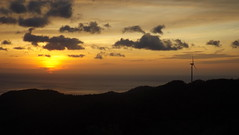 DSCF3877 (lewdsaint) Tags: sunrise aklan nabas