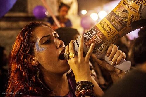 Rio de Janeiro   Ato do dia 8 de Março   Dia de Luta das Mulheres